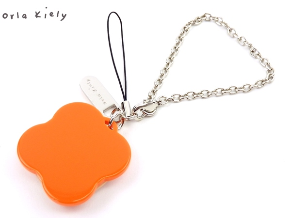 Orla Kiely-orla kiely key ring over of 16200 Yen at complimentary wrapping required tomorrow effortlessly compatible products o121