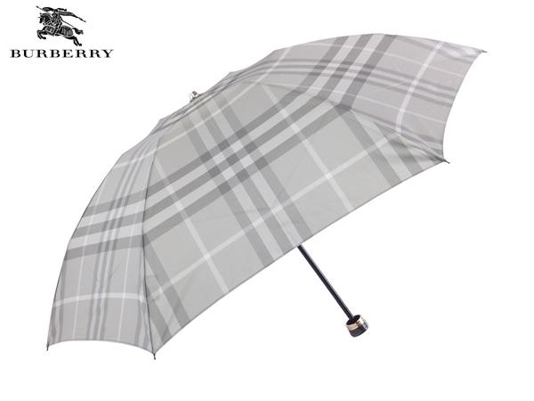 【訳あり品】【返品・交換不可】【汚れ有】バーバリー BURBERRY 折りたたみ傘 wa444