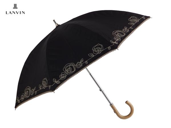 ランバン LANVIN 日傘 雨傘16,200円以上で送料無料 無料ラッピング指定可 明日楽対応商品 LV036 【 プレゼント ブランド 新作 レディース 晴雨兼用傘 】