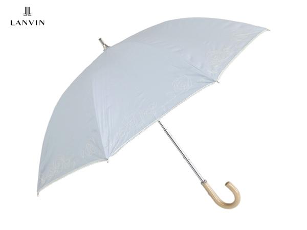 ランバン LANVIN 日傘 雨傘16,200円以上で送料無料 無料ラッピング指定可 明日楽対応商品 LV037 【 プレゼント ブランド 新作 レディース 晴雨兼用傘 】