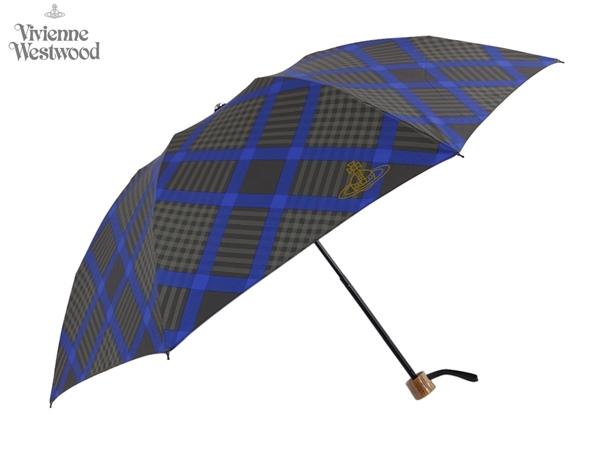 ヴィヴィアンウエストウッド Vivienne Westwood MAN メンズ折畳雨傘16,200円以上で送料無料 無料ラッピング指定可 明日楽対応商品 v0984 【 プレゼント ブランド オーブ 雨傘 日傘 新作 メンズ 】
