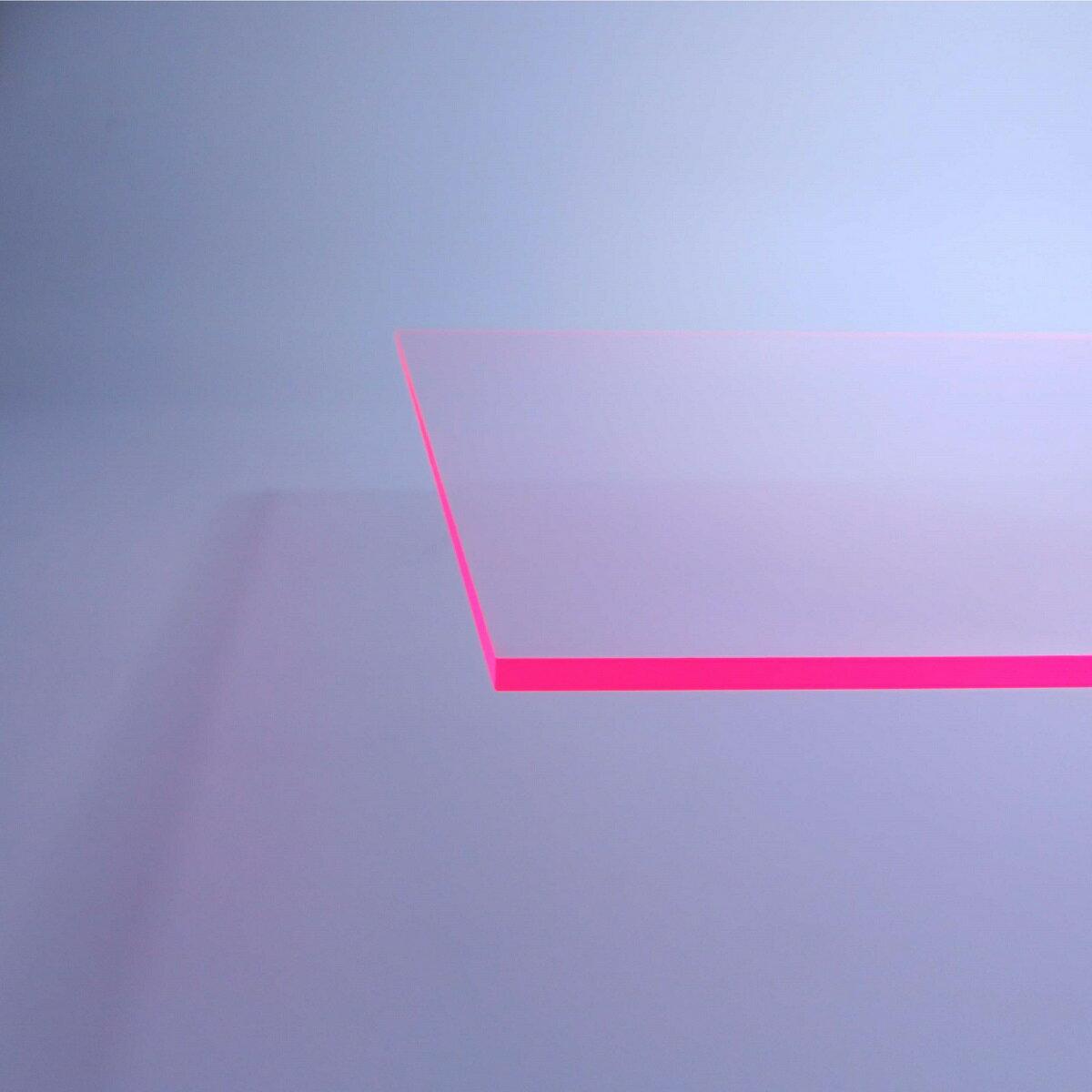厚み5mm 600X300mm [アクリサンデー クリア 連続キャスト方式押出グレード プラスチック] アクリルEX板透明
