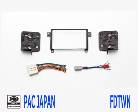 PAC コンプリートキット FDTWN 2DIN AVインストールキット リンカーン TownCar