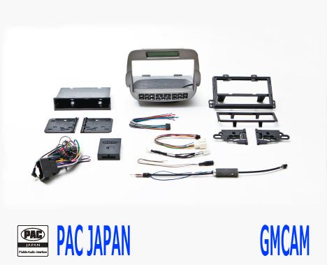 PAC コンプリートキット GMCAM 2DIN AVインストールキット シボレー カマロ