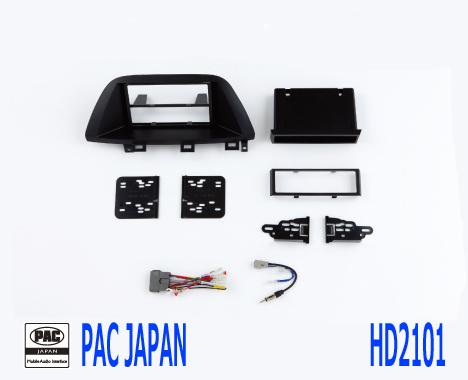 PAC コンプリートキット HD2101 2DIN AVインストールキット USホンダ オデッセイ