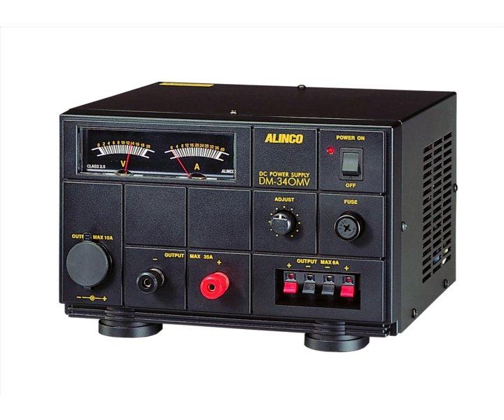 アルインコ DM-340MV 直流安定化電源 35アンペア