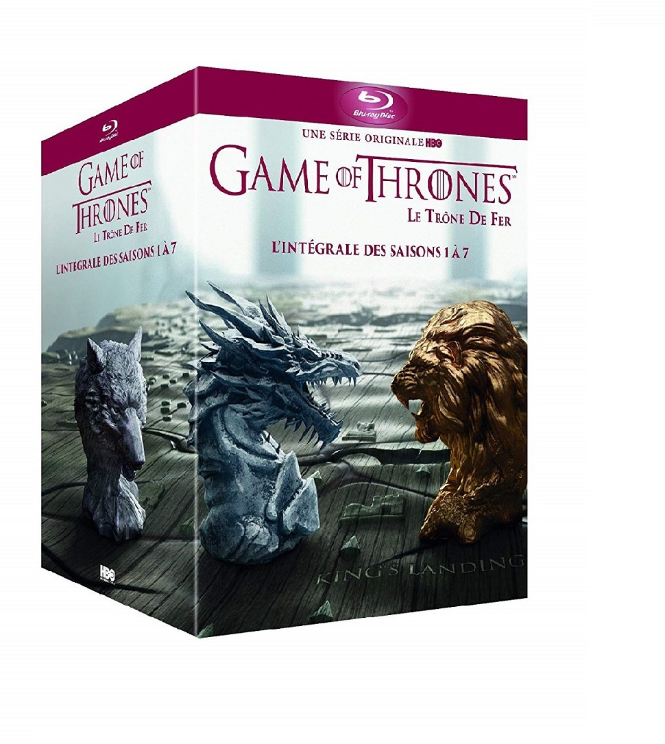 新品BD【ゲーム オブ スローンズ 1-7】Game of Thrones - Season 1-7 [Blu-ray] [Region Free]