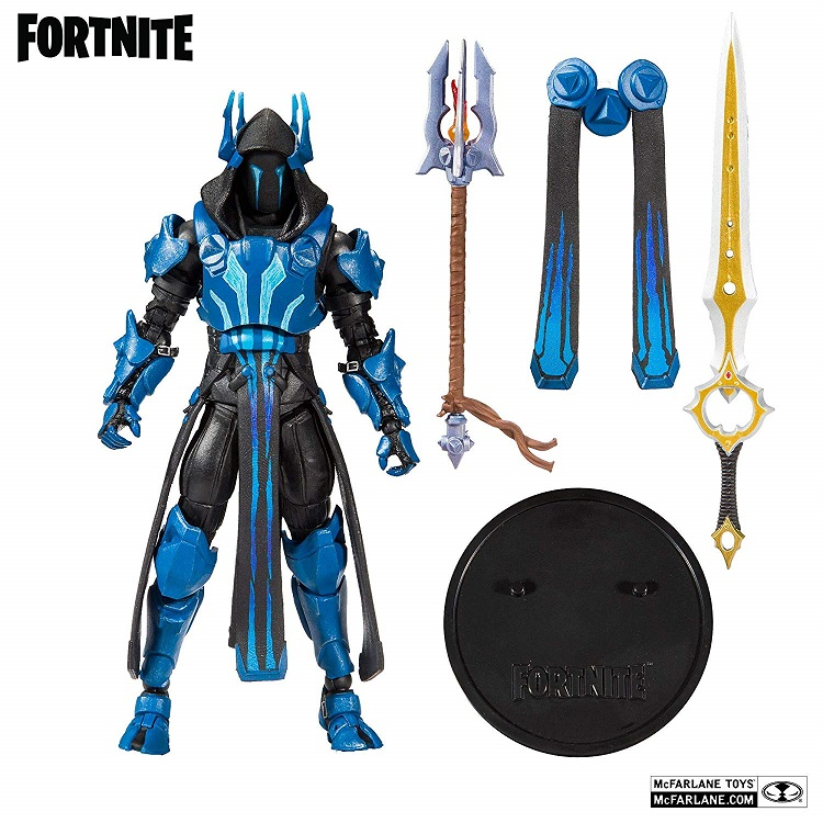 【McFarlane】アイスキング Fortnite フォートナイトフィギュア 【The Ice King Premium Action Figure】