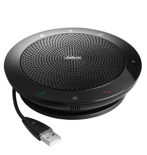 Jabra SPEAK510 MS Bluetooth搭載携帯用・小規模会議用スピーカーフォン 【並行輸入品】