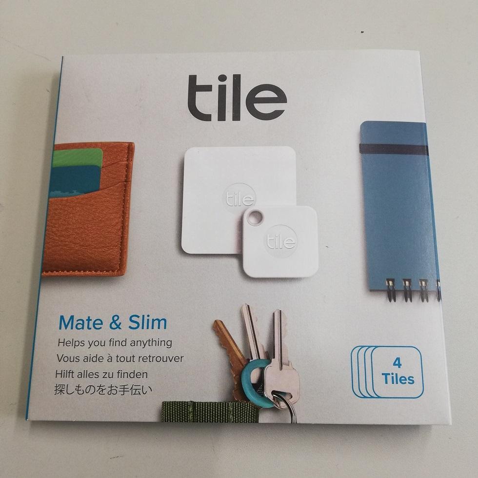 Tile Mate & Slim コンボパック(電池交換タイプ)日本語説明書付属 30日間保証[並行輸入品](おまけ付)