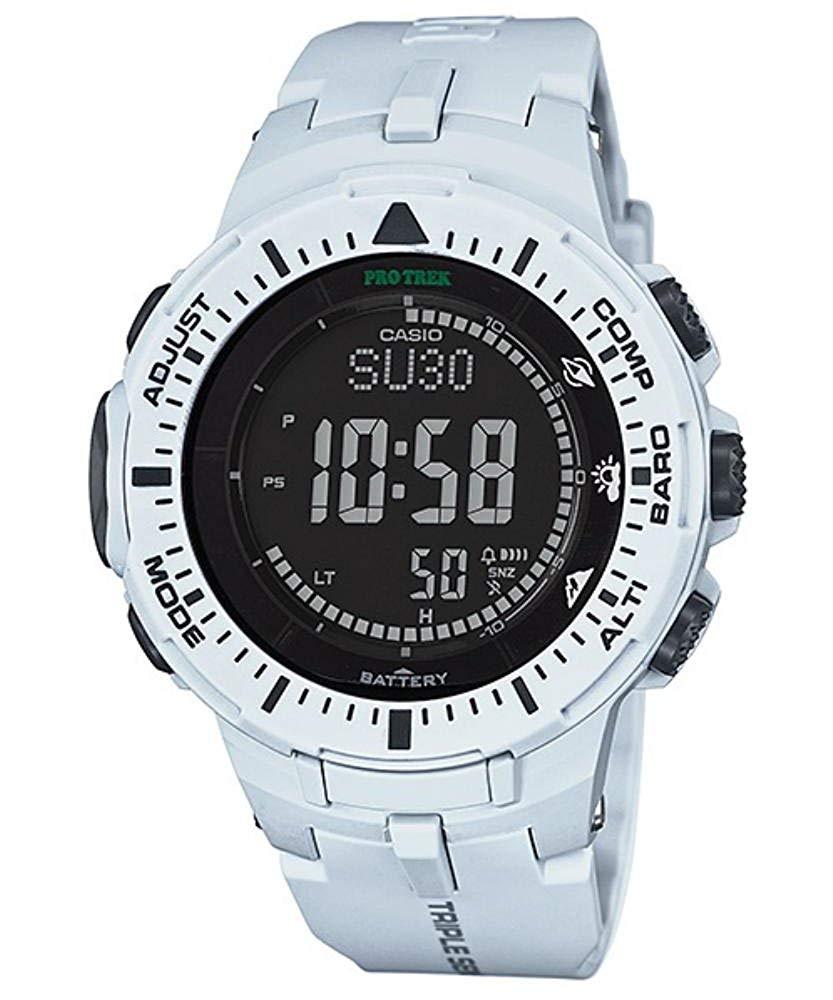 [カシオ]CASIO 腕時計 PROTREK トリプルセンサーVer.3搭載 ソーラーモデル PRG-300-7 メンズ【並行輸入品】