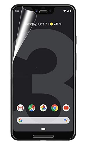 和湘堂社の人気商品 快適で安心安全利用に WASHODO おすすめ特集 Google pixel 3専用 TPU素材 透明タイプ 気泡が消える 液晶フィルム 全面保護 指紋防止 衝撃吸収 オンラインショップ