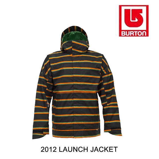 値頃 2012 BURTON MARCOS バートン ジャケット LAUNCHN JACKET ジャケット TRUE BLACK MARCOS BURTON STRIPE, 店舗用品のカワマタ:e13f701c --- pokemongo-mtm.xyz
