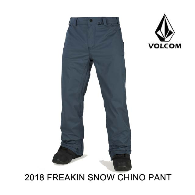 【超目玉】 2018 VOLCOM ボルコム ボルコム パンツ FREAKIN FREAKIN SNOW CHINO PANT パンツ VNY, SANDEN FURNITURE:cebdb35f --- canoncity.azurewebsites.net