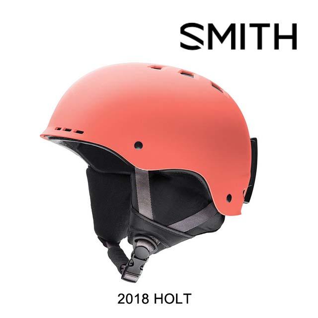 2018 SMITH スミス ヘルメット HELMET HOLT MATTE SUNBURST