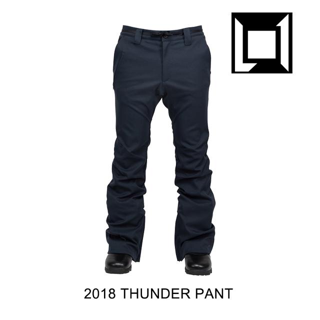 2018 L1 エルワン パンツ THUNDER PANT INK