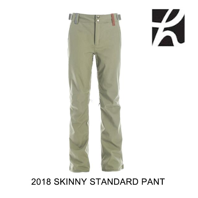 2018 HOLDEN ホールデン パンツ SKINNY STANDARD PANT SAGE