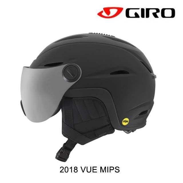 大洲市 2018 BLACK GIRO ジロ ヘルメット ヘルメット 2018 HELMET VUE MIPS MATTE BLACK, アメリカングラフィティ:50cd3e0b --- canoncity.azurewebsites.net