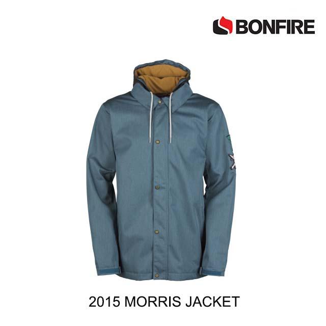 2015 BONFIRE ボンファイアー ジャケット MORRIS JACKET MIDNIGHT