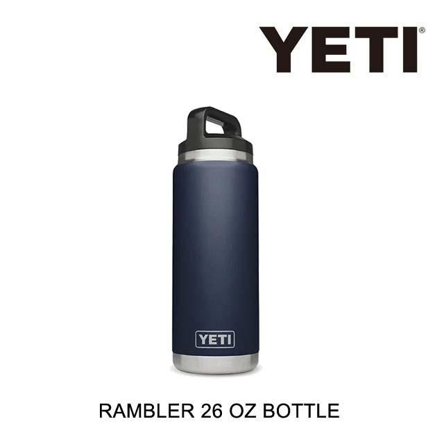 YETI イエティ ステンレスボトル RAMBLER 26 OZ BOTTLE NAVY