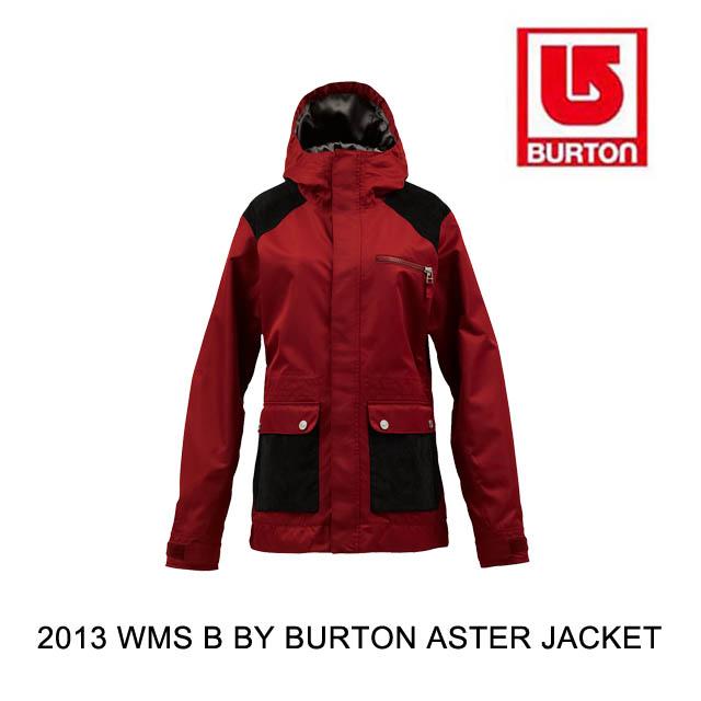 2013 BURTON バートン ジャケット WOMEN'S B BY BURTON ASTER JACKET BIKING RED