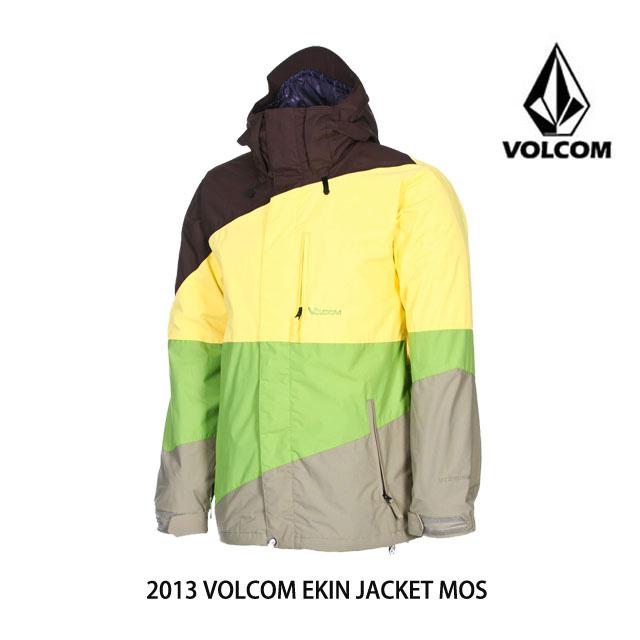 2013 VOLCOM ボルコム ジャケット EKIN JACKET MOS