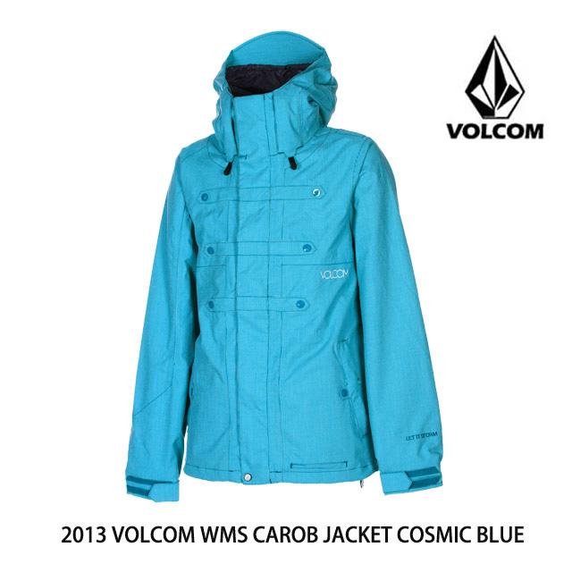 2013 VOLCOM ボルコム ジャケット WOMEN'S CAROB JACKET COS