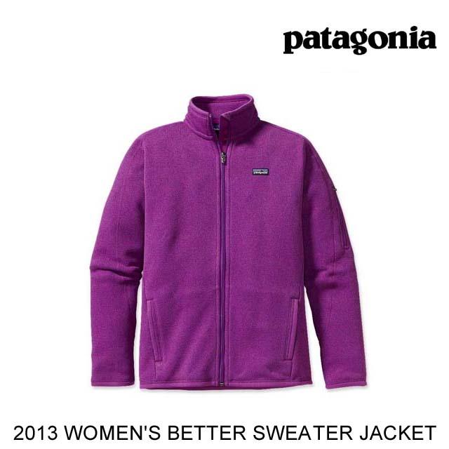 グランドセール 2013 PATAGONIA パタゴニア ベター ベター セーター WOMEN'S BETTER SWEATER SWEATER JACKET BETTER IKP 802, 工具専門店 BeDream:b95b16bb --- canoncity.azurewebsites.net