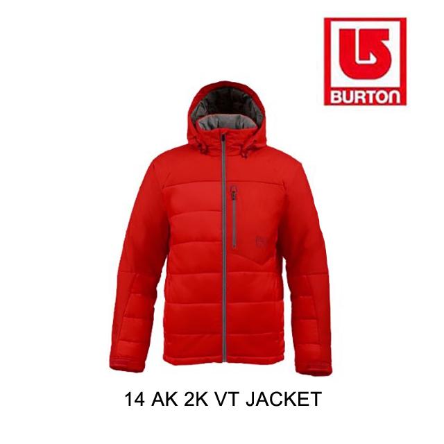 2014 BURTON バートン ジャケット AK VT JACKET MO FIYA