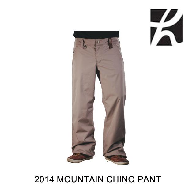 2014 HOLDEN ホールデン パンツ MOUNTAIN CHINO PANT DARK KHAKI