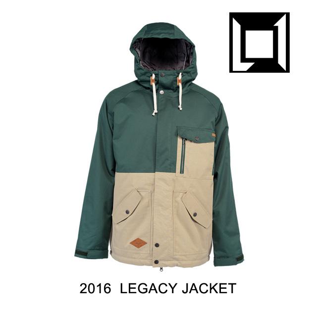2016 L1 エルワン ジャケット LEGACY JACKET PINE/ KHAKI