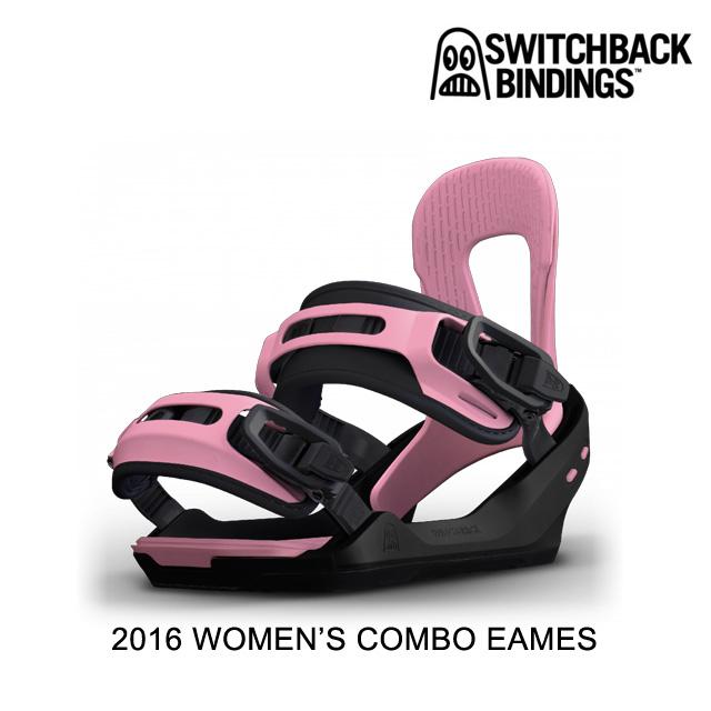 2016 SWITCHBACK スイッチバック バインディング WOMEN'S BINDING WMNS COMBO 2 EAMES