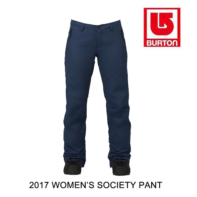 2017 BURTON バートン パンツ WOMEN'S SOCIETY PANT MOOD INDIGO