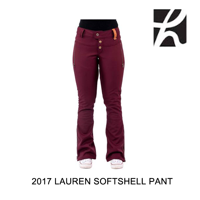 2017 HOLDEN ホールデン パンツ WOMEN'S LAUREN SOFTSHELL PANT PORT ROYALE