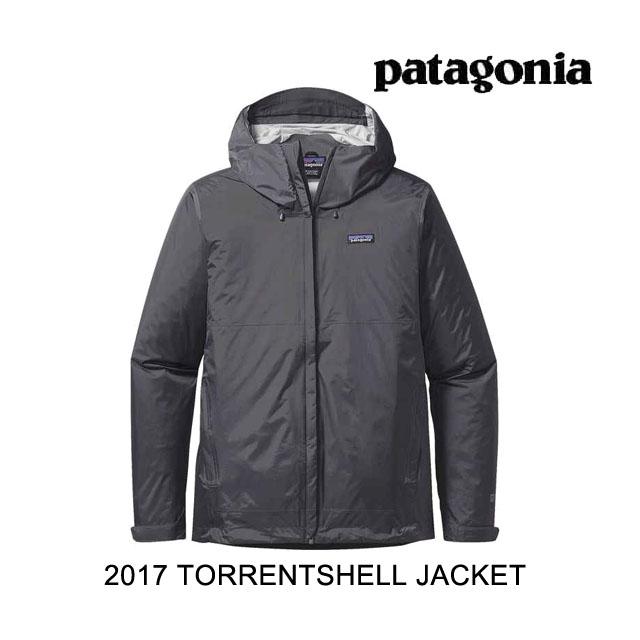 2017 PATAGONIA パタゴニア ジャケット TORRENTSHELL JACKET FGE FORGE GREY
