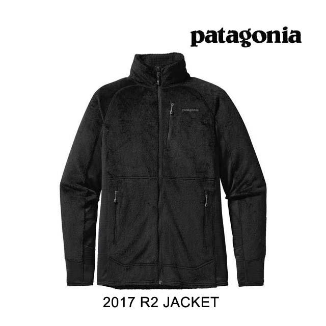2017 PATAGONIA パタゴニア ジャケット R2 JACKET BLK BLACK