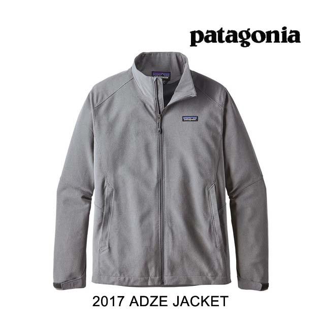 2017 PATAGONIA パタゴニア ジャケット ADZE JACKET FGE GORGE GREY