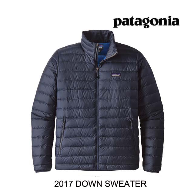 2017 PATAGONIA パタゴニア ダウンセーター DOWN SWEATER NVNV NAVY BLUE