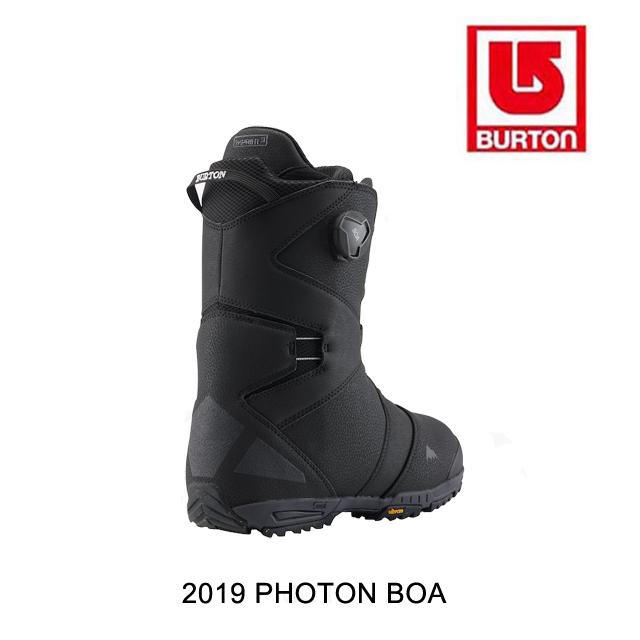 2019 BURTON 【24時間限定 12/15エントリー&楽天カード決済でポイント最大33倍】 SNOW BOOT PHOTON BOA BLACK バートン スノーブーツ