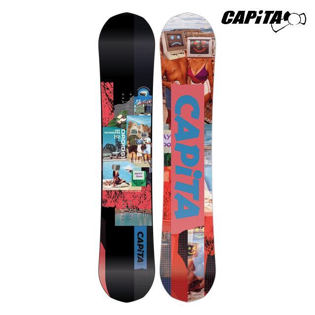 2021 CAPITA キャピタ アウトサイダーズ  スノーボード用品  156 スノーボード SNOWBOARD THE OUTSIDERS