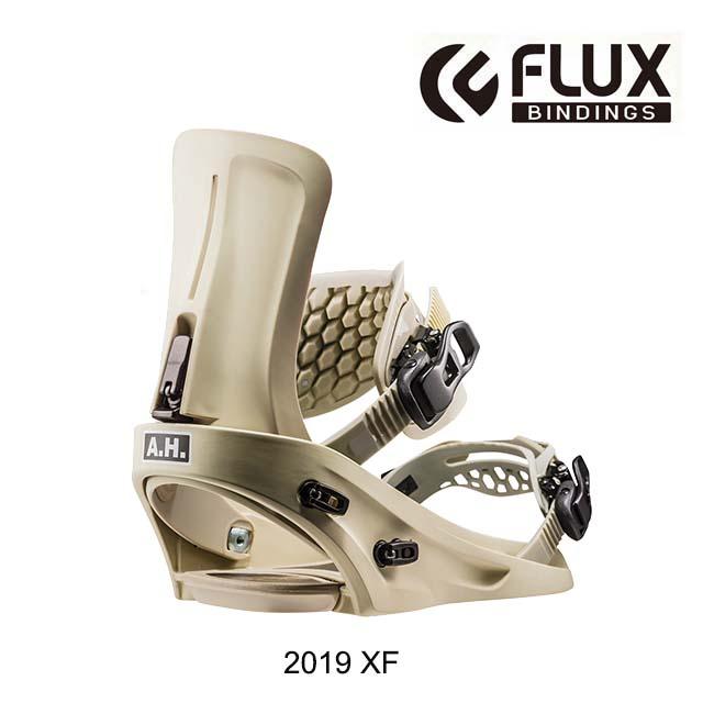 2019 FLUX フラックス バインディング BINDING XF A.H.