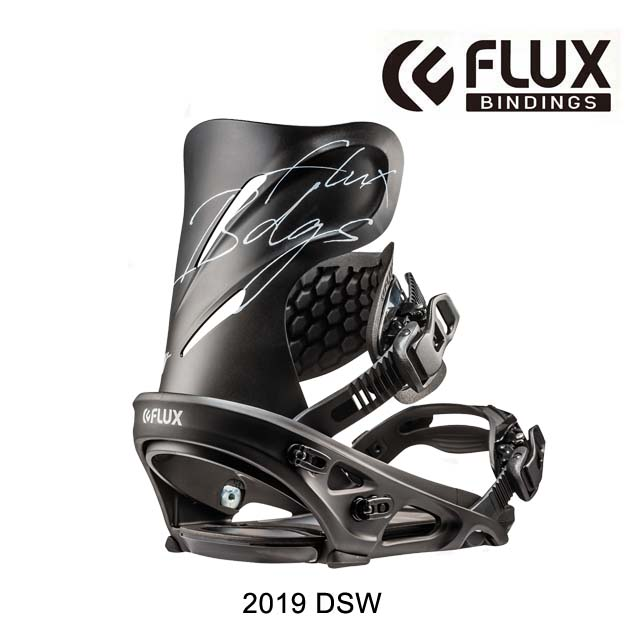 2019 FLUX フラックス バインディング BINDING DSW BLACK