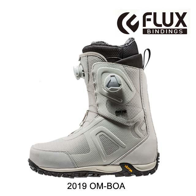 2019 バースデー 記念日 ギフト 贈物 お勧め 通販 FLUX フラックス オーエム ボア OM-BOA WHITE メンズ BOOT MEN'S スノーボード ブーツ SNOWBOARD 期間限定特別価格
