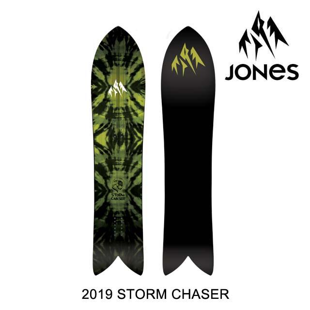 2019 JONES ジョーンズ スノーボード SNOWBOARD STORM CHASER 157