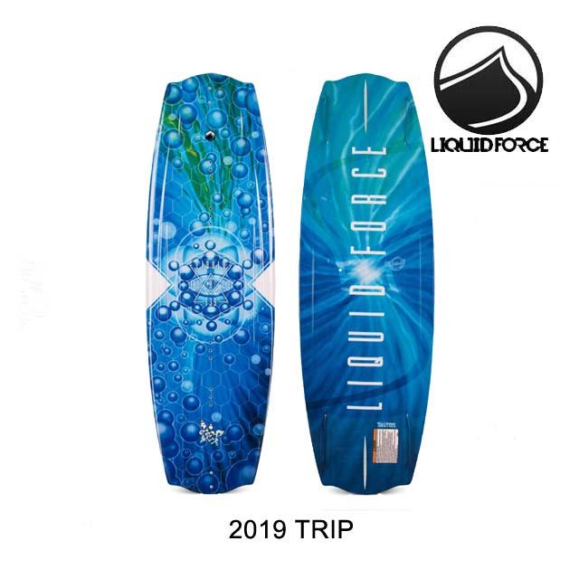 2019 LIQUID FORCE リキッドフォース ウェイクボード WAKEBOARD TRIP 130