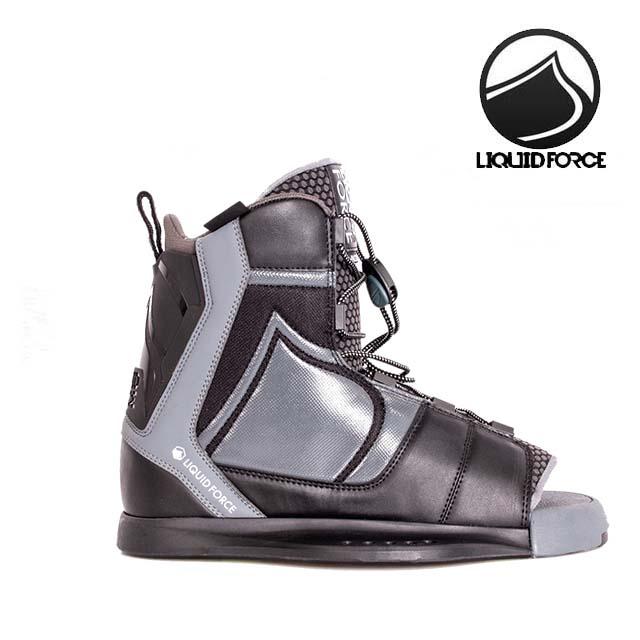 2021 LIQUID FORCE 驚きの値段 リキッドフォース インデックス バインディング BINDING 品質検査済 8-12 25.5-29.5cm INDEX ウエイクボード BLACK ビンディング ブーツ