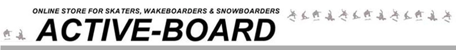 ACTIVE-BOARD:スケーター、ウェイクボーダー、スノーボーダーのための専門店
