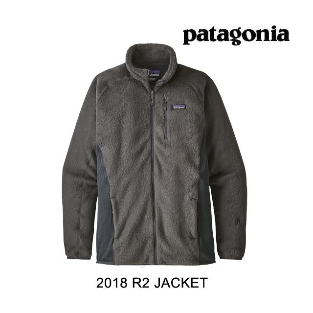 2018 PATAGONIA パタゴニア ジャケット R2 JACKET FGE FORGE GREY