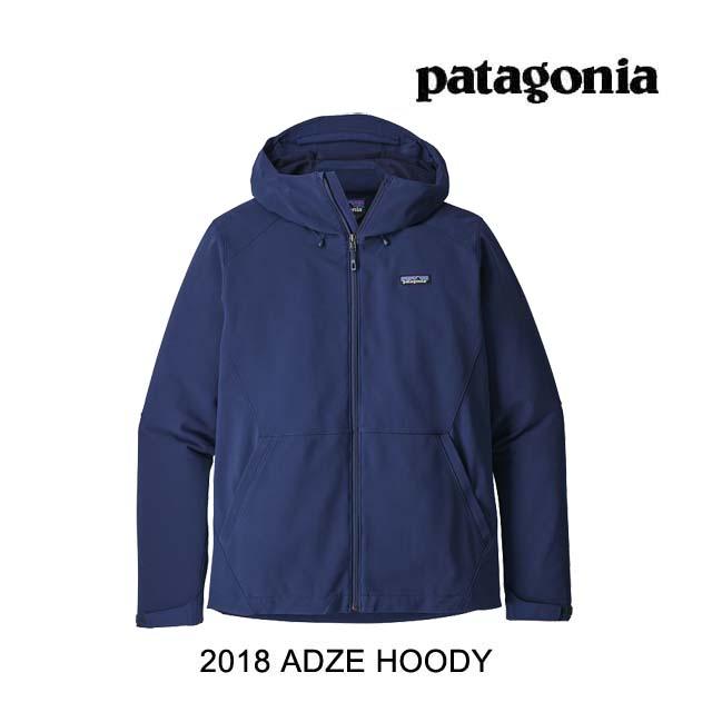 2018 PATAGONIA パタゴニア フーディー ADZE HOODY CNY CLASSIC NAVY