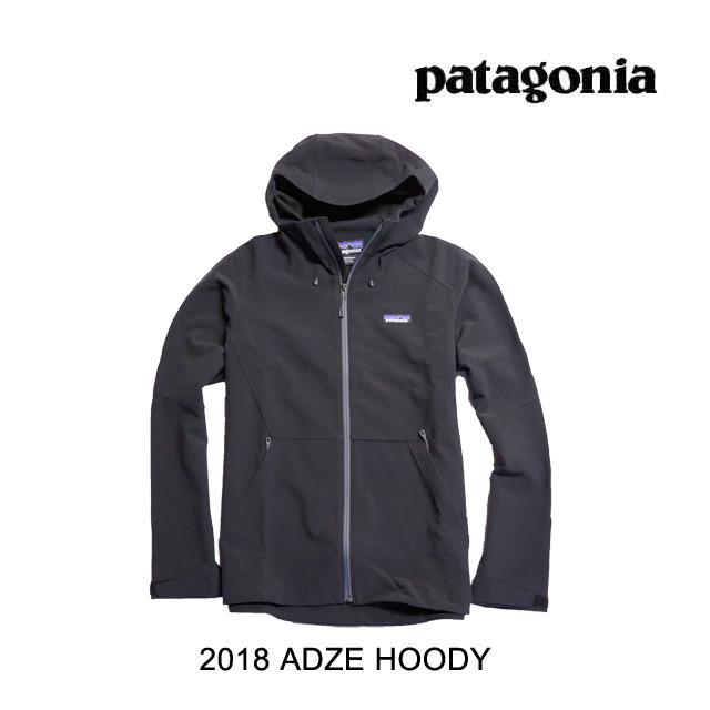 2018 PATAGONIA パタゴニア フーディー ADZE HOODY BLK BLACK
